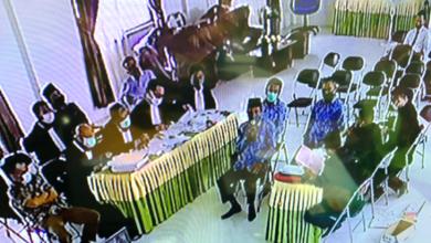 Photo of Darifus Diperiksa Sebagai Saksi Kasus Bencal Kabupaten Kerinci Tahun 2017