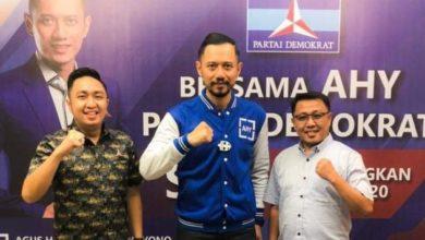 Photo of Fikar – Yos Resmi Kantongi Rekomendasi Demokrat