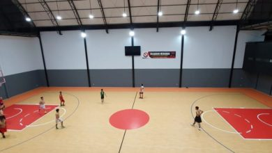 Photo of Wasit, Rekomendasikan Gedung DEJ CH Untuk Event Basket Sesumatra