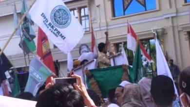 Photo of Aksi Ormas Jambi Tolak RUU HIP