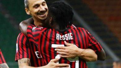 Photo of Setelah Lazio, AC Milan Kembali Tumbangkan Juventus