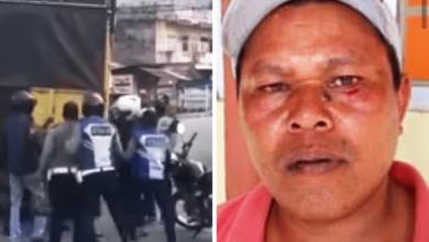 Photo of Petugas Dishub Batang Hari Keroyok Supir Truk Sayur Kerinci