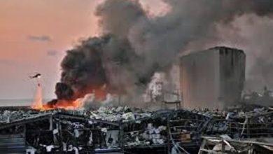 Photo of Usai Ledakan Beirut, WNI di Lebanon Diminta Diam dan Tak Ikut Demo