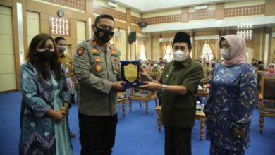 Photo of Pemkot Gelar Kenal Pamit Kapolres Kerinci