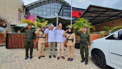 Photo of Keren AbissSS..! Hut RI Ke 75 Seluruh Karyawan DEJ Convention Hall Gunakan Baju Veteran