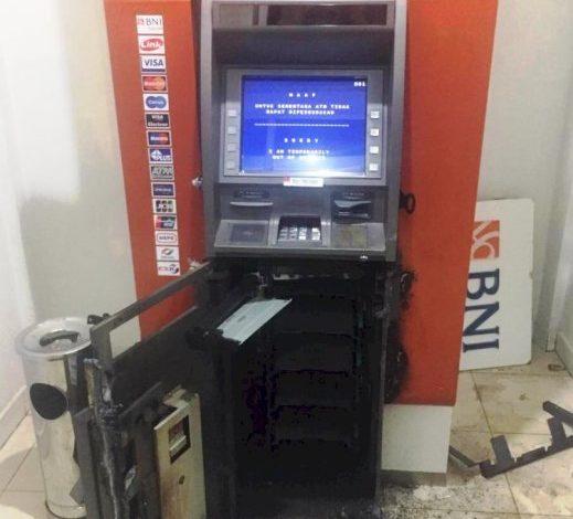 Photo of ATM BNI di Paalmerah Dibobol Perampok