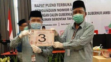 Photo of Nomor Urut 3 Untuk Haris-Sani