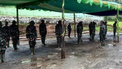Photo of Semangat 55 Satgas TMMD Ke -109 Laksanakan Apel Pagi Sebelum Menuju Sasaran