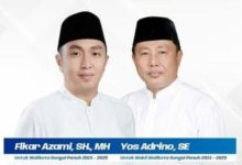 Photo of Fikar-Yos Sebut Lembaga Adat dan LPM Akan Dapat Insentif