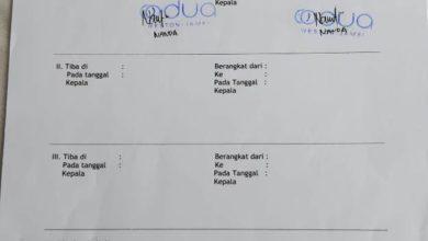 Photo of Aneh! SPPD Kades Kerinci Peserta Bimtek Ditandatangani oleh Pihak Hotel Odua Weston