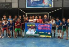 Photo of Bersama Milenial Kota Jambi, Rivaldi Putra Al Haris Ikuti Fun Futsal GeMPAL