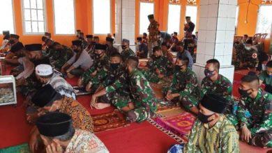 Photo of Penyuluhan Keagamaan TMMD Kerinci di Desa Sungai Langkap