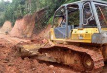 Photo of Hari ke 6, Pembukaan Jalan Baru Sungai Langkap – Mukai Tinggi Terus Dipacu