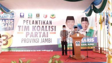 Photo of Tim Koalisi Hingga Relawan Serentak Ganti Foto Profil Haris-Sani di Medsos