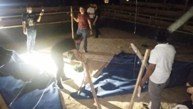 Photo of Polisi Gerebek Arena Sabung Ayam Antar Provinsi