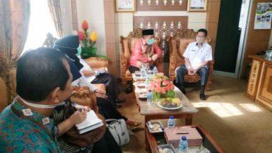 Photo of Kunjungan Kepala Perwakilan BKKBN Prov Jambi ke Kota Sungai Penuh