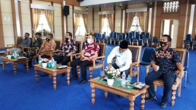 Photo of Rapat Laporan Pelaksanaan Pemilihan Serentak 2020