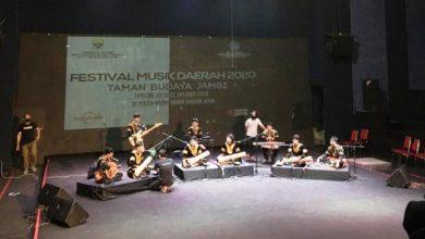 Photo of Gong Buleuh Alam Sakti Juara 1 Festifal Musik Daerah 2020