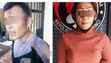 Photo of Oknum Polisi dan Satu Wanita Diamankan Satrekoba Polres Kerinci Terkait Terduga Bandar Sabu