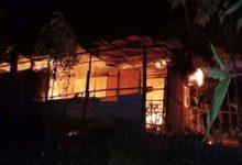 Photo of Satu Rumah Warga Sungai Liuk Dilalap Sijago Merah