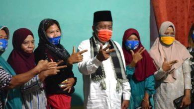 Photo of Saat Cawagub Jambi Abdullah Sani Sambangi Masyarakat Pemayung
