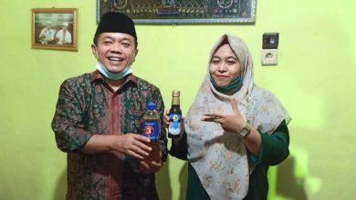 Photo of Silaturrahmi dengan Tukang Jamu, Al Haris Kenalkan Ramuan Daun Sungkai