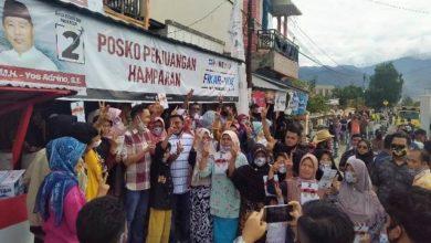 Photo of Tim Srikandi Hamparan Rawang Alihkan Dukungan Ke Fikar Azami-Yos Adrino