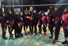 Photo of Tim Putri Volly Tiara Hidayah RT 16 Sungai Ulak Melaju ke Babak Final