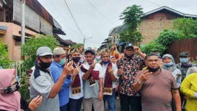 Photo of Blusukan Fikar – Yos di 5 Luhah Sungai Penuh