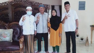 Photo of Silaturahmi Al Haris dengan H As'ad Pengusaha Ekspedisi Cinta Saudara Jambi