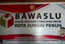 Photo of Bawaslu Tetapkan Kota Sungai Penuh Sebagai Daerah Pertama Rawan Konflik Pilkada