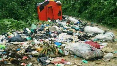 Photo of Tumpukan Sampah Menyengat Resahkan Warga Sumur Jauh