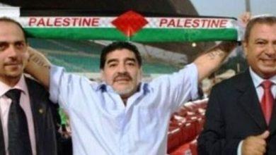 Photo of Presiden Palestina: Maradona Memiliki 'Hati Palestina'