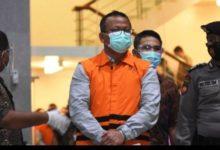 Photo of KPK Tahan Edhy Prabowo dan 4 Orang Tersangka