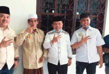 Photo of Al Haris Disambut Hangat Mantan Bupati Batanghari Sinwan