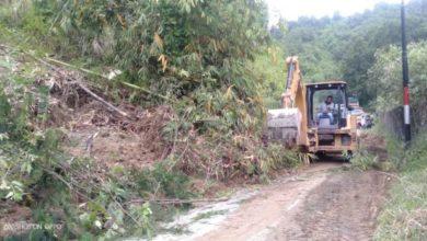 Photo of Alat Berat Diturunkan di Lokasi Longsor Lubuk Nagodang