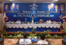 Photo of Abdullah Sani Hadiri Konsolidasi Pemenangan Pilkada DPW PAN Jambi Bersama Zulhas