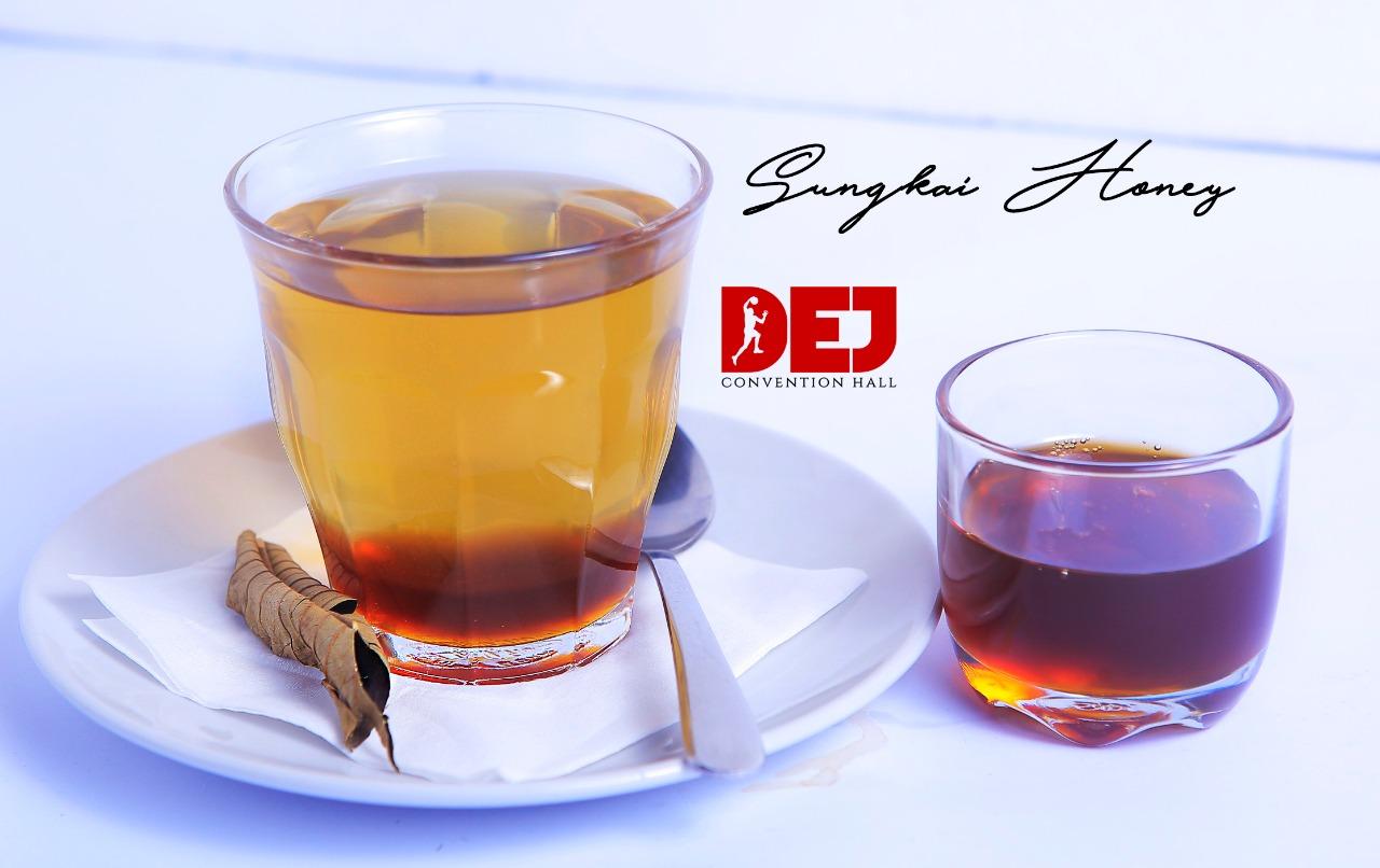 Minuman Daun Sungkai Honey