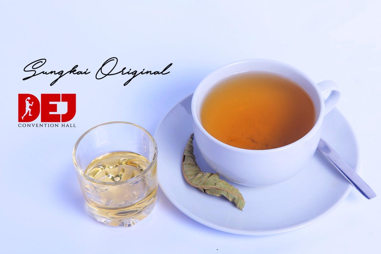 Minuman Daun Sungkai Original